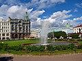 Сквер у Казанского собора - panoramio.jpg