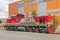 ТЭМ28-002, Russia, Bryansk region, Bryansk Engineering Plant (Trainpix 202190).jpg