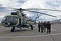 У небі Волині тренується авіація Повітряних Сил ЗС України (27034963552).jpg