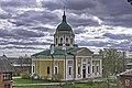 Церковь Иоанна Предтечи (вид с восточной стены кремля).jpg