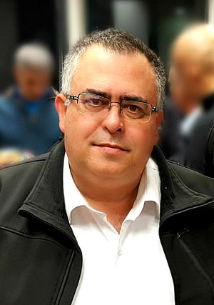 David Bitan - Image: חבר הכנסת דוד ביטן