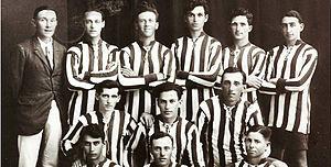 Maccabi Tel Aviv F.C. - Maccabi Tel Aviv, 1921