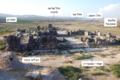 מקדש עין דארה בסוריה-מבט מדרום.png