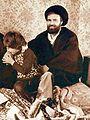 احمد خمینی و یاسر.JPG