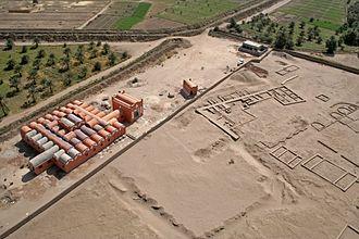 Kerma Museum - The Kerma site museum