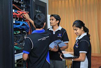 University of Vocational Technology - Image: ශිෂ්ය අධ්යාපනය