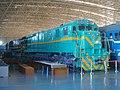 保存在中国铁道博物馆内的ND5型0049号机车与ND5型0422号机车.JPG