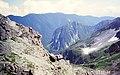 大キレットから見る - panoramio.jpg