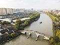 拱宸橋·浙江杭州·(航拍自東南往西北).jpg