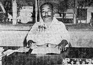 Kim Suk-won (general) - Kim Suk-won in 1955