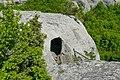 003 Печерна церква Донаторів, вхiд.jpg