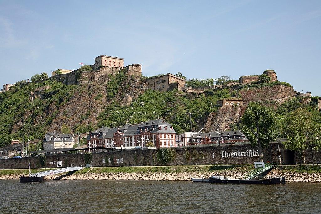 00 6087 Koblenz - Festung Ehrenbreitstein