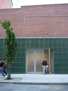 Luhring Augustine Gallery art gallery in New York City