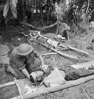 Battle of Buna–Gona: Japanese forces and order of battle - Australian War Memorial.
