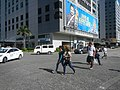 01763jfQuezon Avenue Shell Jollibee MRT Stations NIA Road Eton Centris EDSA roadfvf 20.jpg