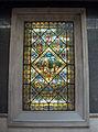 023 Ajuntament de Terrassa, vitrall de l'escala.JPG