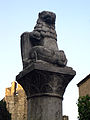 039 Escultures de l'escola Collaso i Gil, c. Sant Pau.jpg