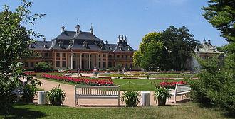 Pillnitz - Pillnitz Palace, Bergpalais (Upper Palace)