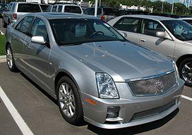 Cadillac STSV  Wikipedia