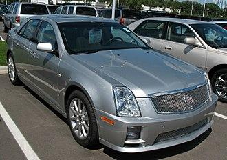 Cadillac STS - 2006-2009 Cadillac STS-V