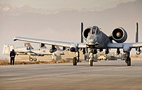 081202-A-10 Thunderbolt II at Bagram Airfield.jpg