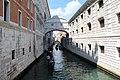 0 Venise, le pont des Soupirs franchissant le Rio di Palazzo o Rio della Canonica (2).jpg