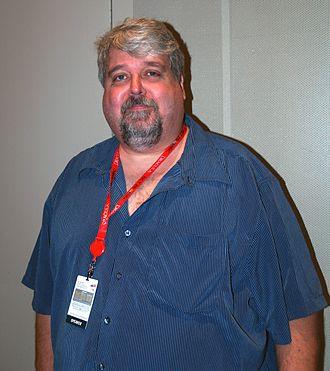 Scott Dunbier - Dunbier at the 2013 New York Comic Con