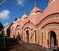 108 Shiva Temple at Nababhat area of Bardhaman Town at Purba Bardhaman district in West Bengal 04.jpg