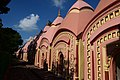 108 Shiva Temple at Nababhat area of Bardhaman Town at Purba Bardhaman district in West Bengal 06.jpg
