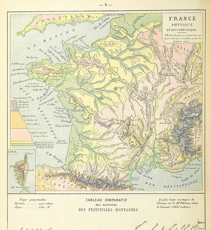 Carte Belgique Enseignement.File 10 Of L Enseignement Pratique De La Geographie Atlas Cartes