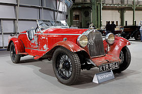 110 ans de l'automobile au Grand Palais - Alfa Romeo 6C 1750 Spyder Supersport - 1929 - 007.jpg