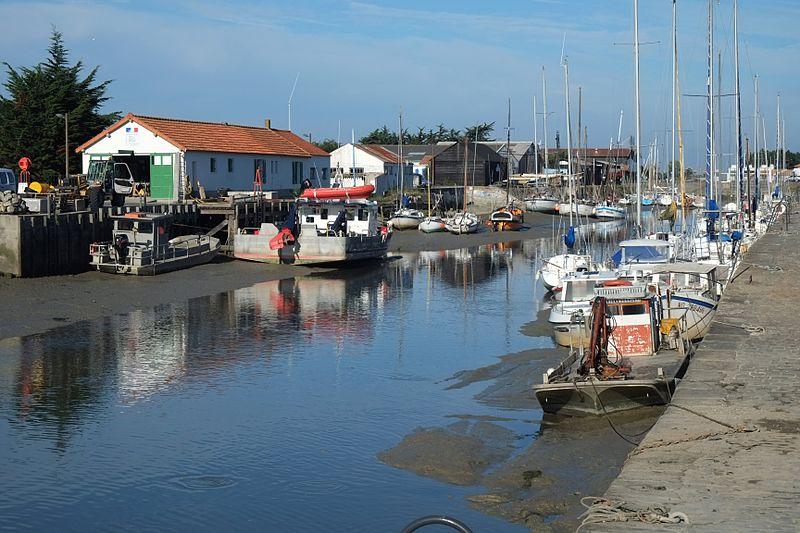 File:113 - Port de Noirmoutier en l'Ile - Noirmoutier.jpg