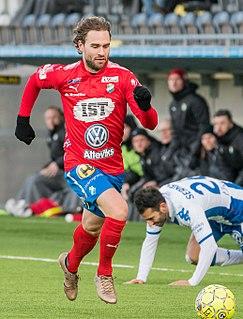 Simon Helg Swedish footballer