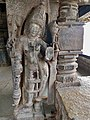 11th century Panchalingeshwara temples group, Kalyani Chalukya, Sedam Karnataka India - 56.jpg