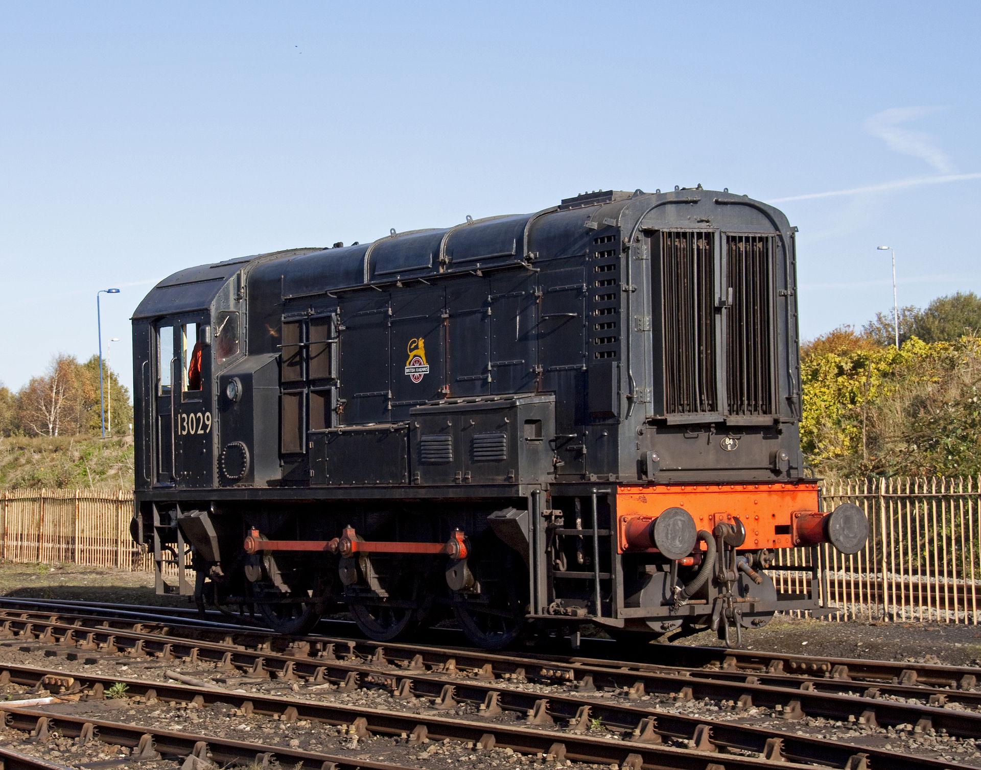 きかんしゃトーマス・汽車のえほんのディーゼル機関車の画像 p1_1
