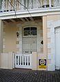 13 Herte Street, Stellenbosch (entrance).JPG