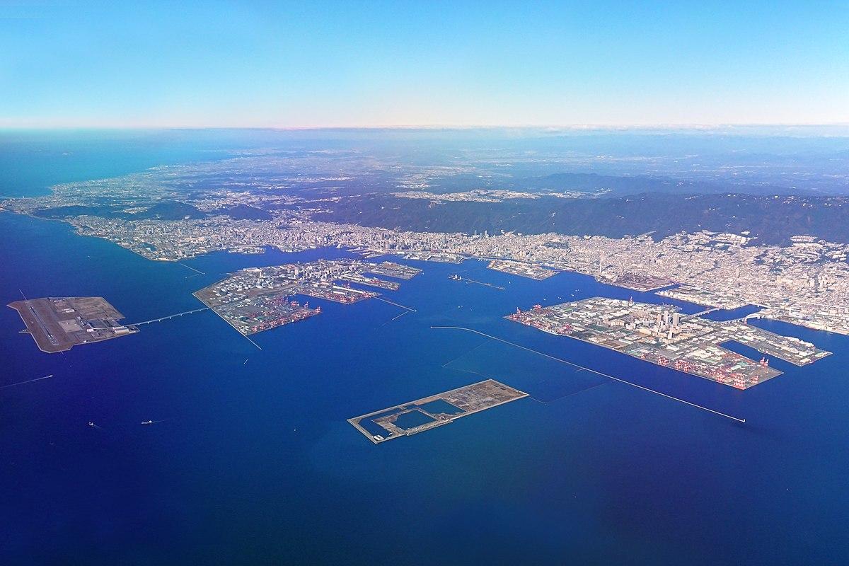 Port Of Kobe Wikipedia