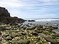 16-05-2017 Rocks and pools on Praia da Balbina (3).JPG
