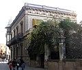 160 Casa Torrebadella, c. Anselm Clavé 29 (Granollers), façana c. Marià Maspons.jpg