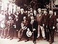 174 Museu d'Història de Catalunya, foto de grup.JPG