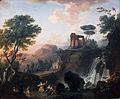1764 de Lacroix Vestatempel in Tivoli anagoria.JPG