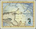 1776 - John Flamsteed - Pegase, Le Petit Cheval, Le Dauphin (Pegasus, Pisces and Equuleus).jpg