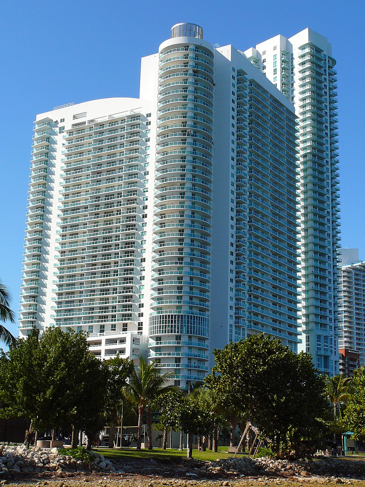Edgewater Condominiums In Panama City Beach