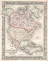 1864 Mitchell Map of North America - Geographicus - NorthAmerica-mitchell-1864.jpg