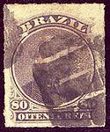 1877 80R Brazil Yv33 Mi33.jpg