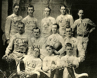 History of Vanderbilt Commodores football - Vanderbilt's first football team.