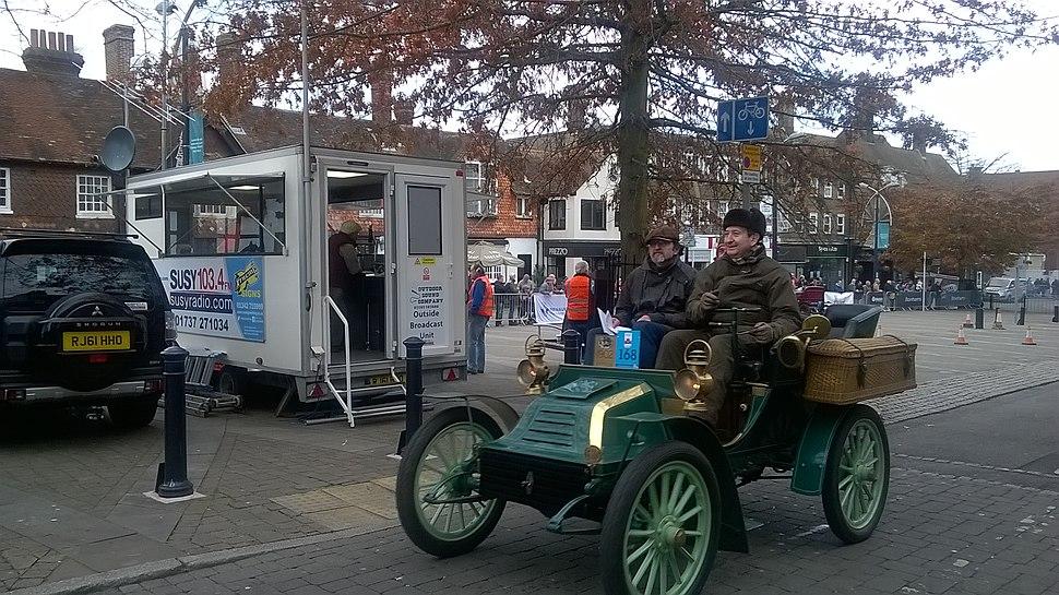 1902 Autocar Reg 02V 1177 in Crawley in 2018