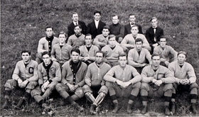 1909 Clemson Tigers football team (Taps 1910).png