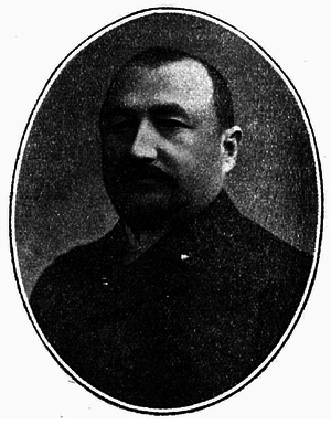 Mihail Orleanu - Orleanu in 1910, while in government
