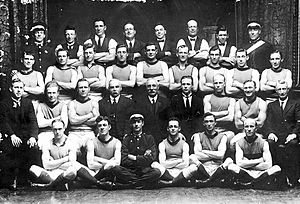 Bill Sewart - Image: 1919 VFA Premiership Team (Footscray)
